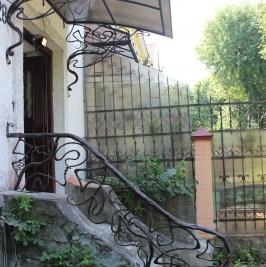 Фото 3 - Ковані дашки Кузня
