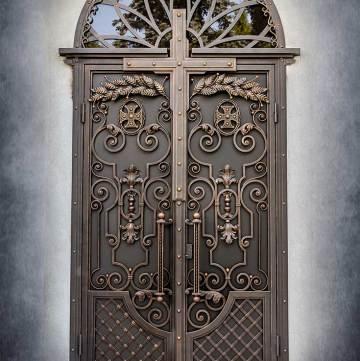 Ковані двері - 10