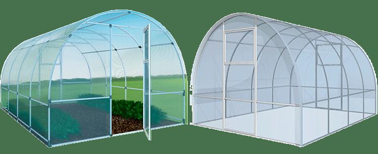 Достоинства и недостатки покрытия теплиц из стекла