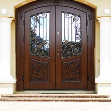 Броньованні двері