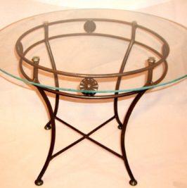 кованый стол фото 3