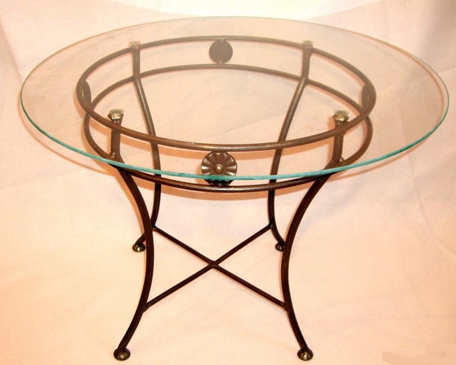 кований стіл фото 3