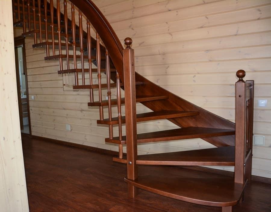 Изготовление каркасов лестниц