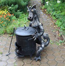 урна Дракончик