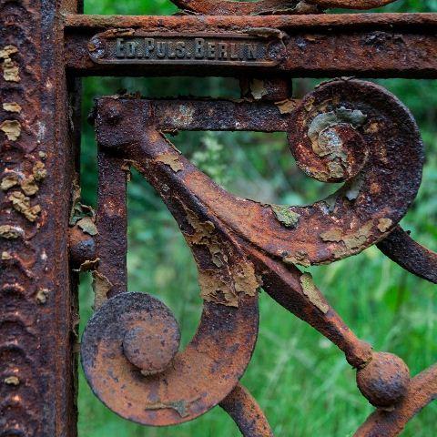 Правильний догляд за інтер'єрними і екстер'єрними кованими виробами