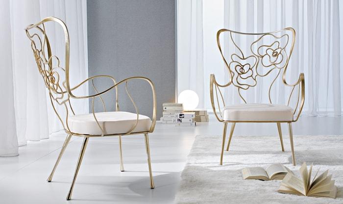 Ковані крісла